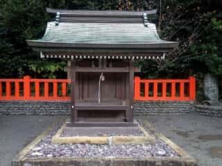宗像大社中津宮 岡堺神社