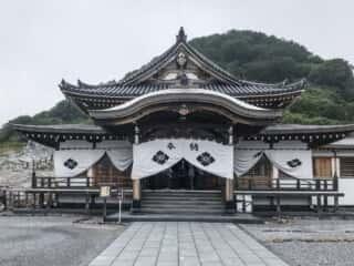 恐山菩提寺 拝殿