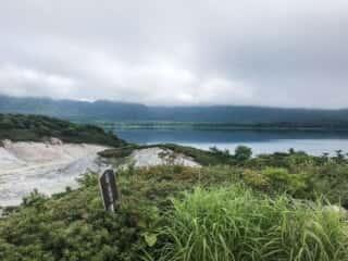 恐山菩提寺 五智山展望台