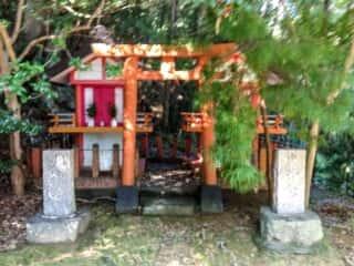 神倉神社 火神社