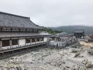 恐山菩提寺 境内