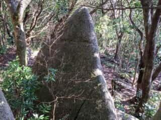 唐人石巨石群の巨石