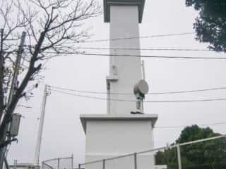 伊島の自然 伊島灯台