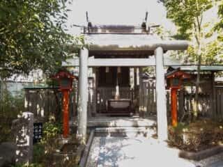 おのころ島神社・八百萬神社 八百萬神社拝殿