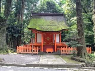 宇佐神宮 春宮神社