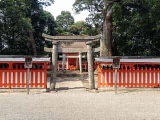 宇佐神宮 八坂神社