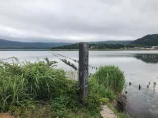 恐山菩提寺 宇曽利山湖
