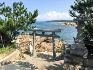 宮ヶ島 衣毘須神社
