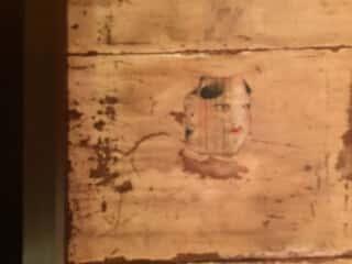 八重垣神社 壁画