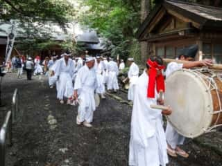 天岩戸神社秋季大祭