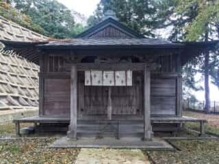白八幡宮 拝殿