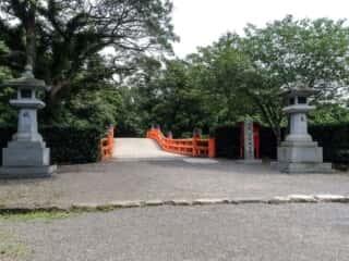 宇佐神宮 神橋