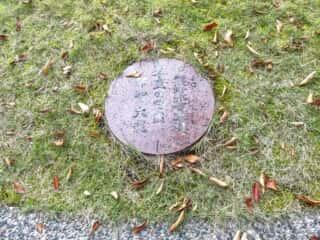 伊弉諾神宮 熊野那智大社方角石