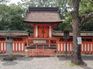 宇佐神宮 黒男神社