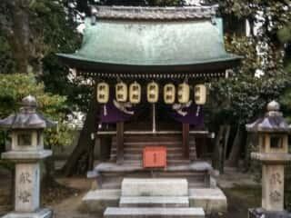 大酒神社 拝殿
