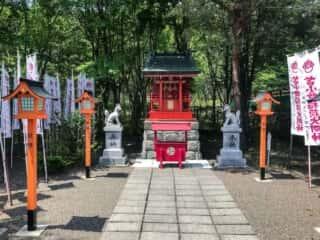 苫小牧稲荷神社