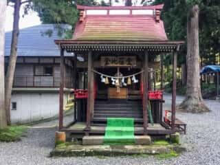 関山神社 金比羅堂