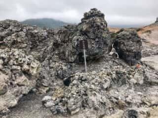 恐山菩提寺 みたま石