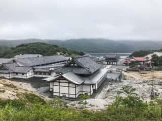 恐山菩提寺 全容