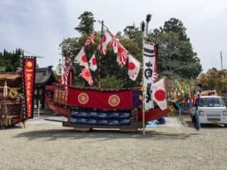 伊弉諾神宮 例祭